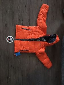 NWT 550 down Columbia Jacket size youth small