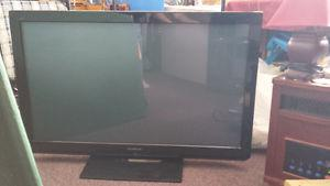 "Panasonic 42"" HD Flatscreen TV"