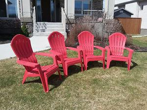Resin Lawn Chairs