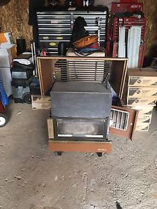 Small Camp or garage stove