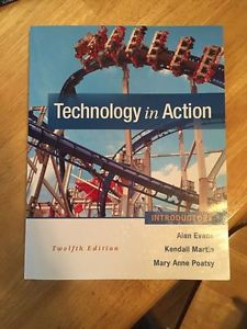 Technology in Action - Computer Science 120