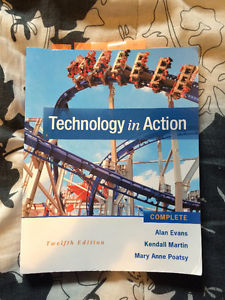 Technology in Action- Computer Science Textbook- Edition 12