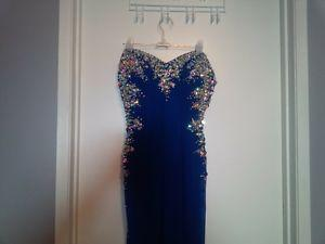 Tiffany Design Grad Dress