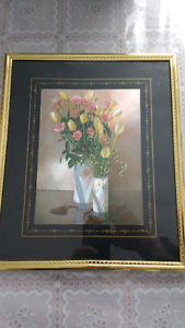 Two Picture for a wall brand new 14x14 and 8x8 brand new