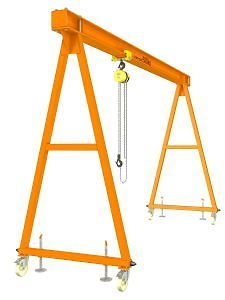 Wanted: ISO-Wanted Gantry / Hoist / A-frame