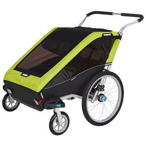 Wanted: Looking for a Double Stroller/Bike carrier