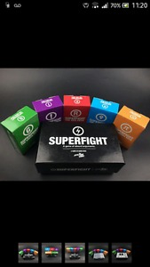 Wanted: WANTED: Superfight Card Game Expansion Packs