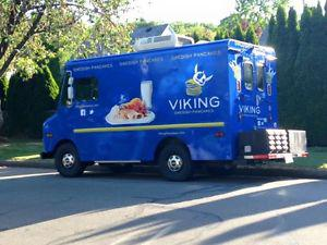 We have a great little food truck available for sale