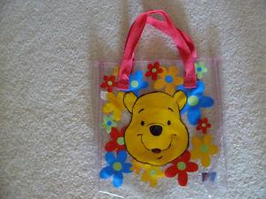 Winnie the Pooh Tote Bag in New Condition