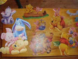 Winnie the Pooh Wall Hangings