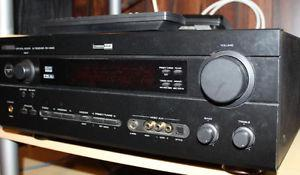 YAMAHA-RX640 HOME THEATER SYSTEM