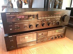 Yamaha RX-300U Stereo Receiver (Tuner isn't functioning)