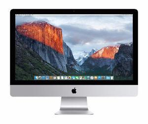 iMac 27-Inch, Late , as is