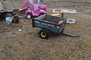 lawn tractor wagon