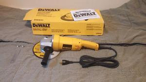 7 inch angle grinder
