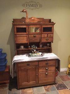 Antique Chatham Kitchen Cupboard