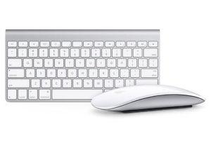 Apple Magic Mouse 2 (MLA02LL/A) and Keyboard