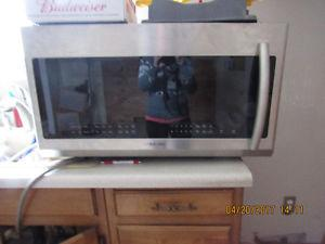 Brand New Attachable Microwave with Fan