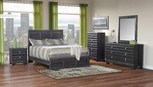 Brand new queen 7 piece bedroom set $ + FREE DELIVERY!!