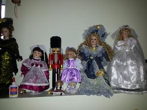 Dolls assorted