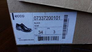 ECCO shoes for a boy size 34