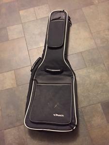 Electric Guitar Soft Guitar case - Black