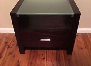 Expresso Nightstand