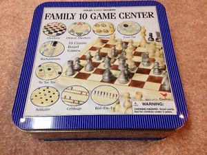 Family 10 Game Center