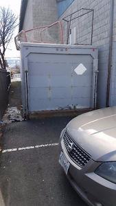 Free Cube Van Box/Storage Container