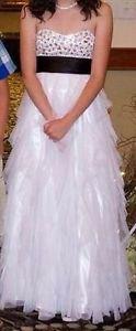 Grad Dress size 2-4