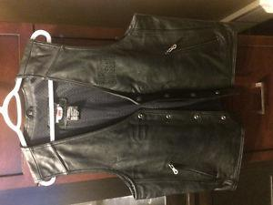"""Harley Davidson Vest """"Mint"""""""