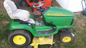 John deer lawn mower for sale