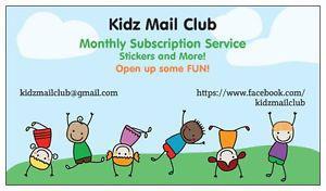Kidz Mail Club
