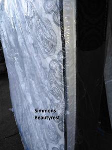 King Simmons Beautyrest Pillowtop Mattress Set---