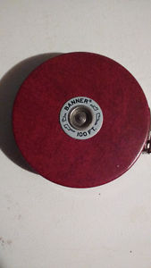 Measuring tape Lufkin 50 FT or 100 FT brand new