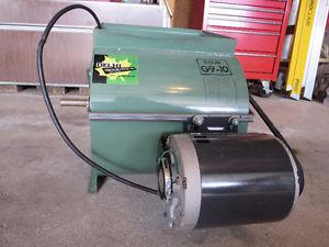 Motor and Blower Fan.