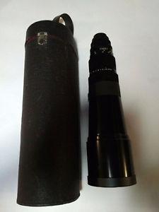 Pentax SMC 500mm f/4.5 Manual lens and 2 Cameras