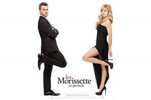 """Spectacle """"Les Morissette"""""""