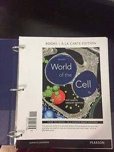 UPEI Cellular Biology Textbook