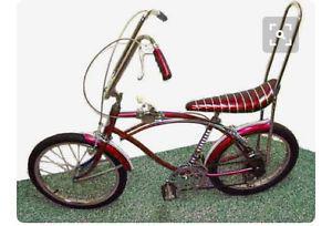 Wanted: Looking for vintage kids bike