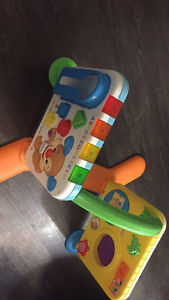 baby toy Laugh & Learn Crawl-Around Learning Center -