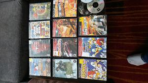 14 PS2 GAMES