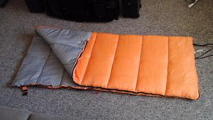 BRAND NEW outbound sleeping bag for sale.