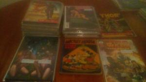 Best buy anywhere! Small lot of comics,collectibles,$150