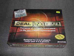 Board Game - Deal or No Deal
