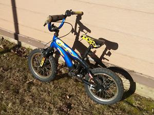 "Boys 14"" BMX Bicycle"
