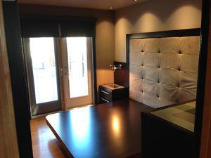 Custom Made Master Bedroom Suite
