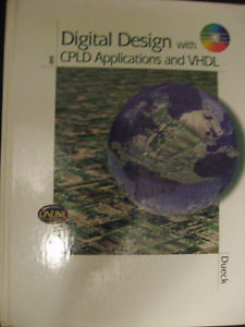Digital Design with CPLD Applications And VHAL - Robert