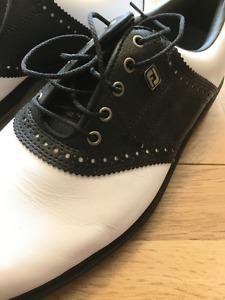 Footjoy Golf Shoes (LIKE NEW!)