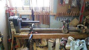 Gargage Sale of Wood Working Tools